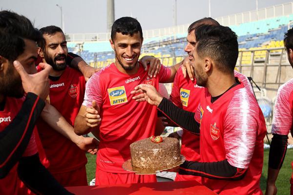 جشن تولد علی علیپور,اخبار فوتبال,خبرهای فوتبال,اخبار فوتبالیست ها