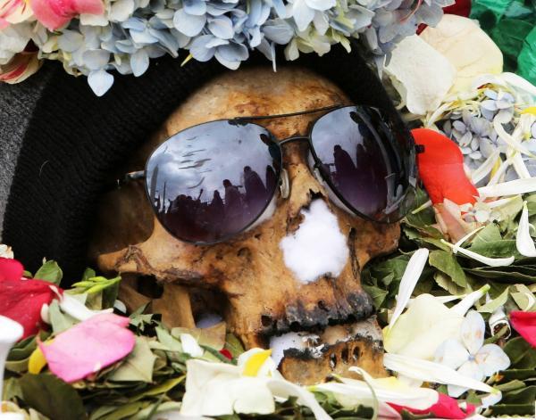 عجیبترین مراسم تدفین در جهان,اخبار جالب,خبرهای جالب,خواندنی ها و دیدنی ها