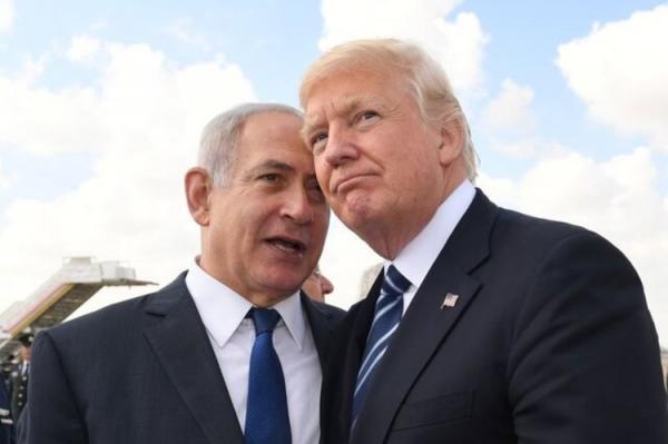 بنیامین نتانیاهو و ترامپ,اخبار سیاسی,خبرهای سیاسی,اخبار بین الملل