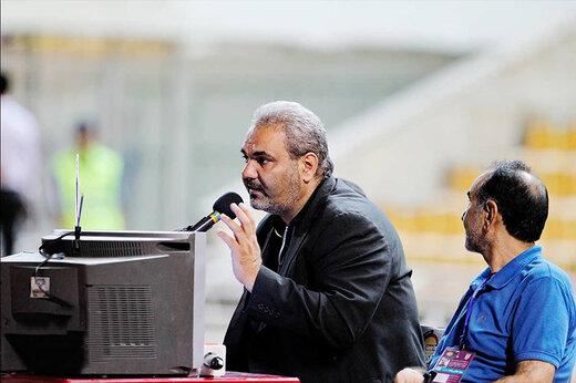 جواد خیابانی,اخبار فوتبال,خبرهای فوتبال,فوتبال ملی