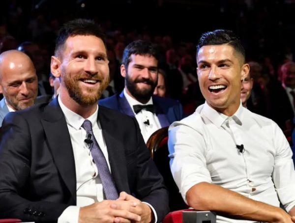 کریستیانو رونالدو و مسی,اخبار فوتبال,خبرهای فوتبال,اخبار فوتبال جهان