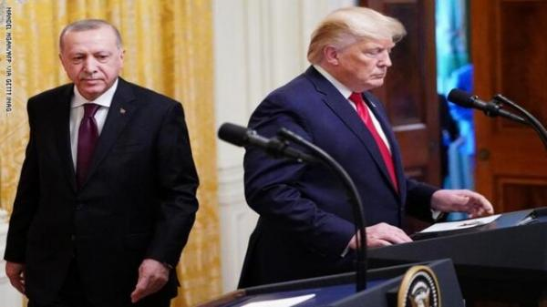 دونالد ترامپ و رجب طیب اردوغان,اخبار سیاسی,خبرهای سیاسی,خاورمیانه