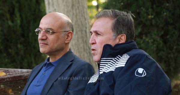 تمرین تیم استقلال,اخبار فوتبال,خبرهای فوتبال,لیگ برتر و جام حذفی