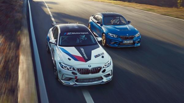بی ام و M2 CS Racing,اخبار خودرو,خبرهای خودرو,مقایسه خودرو