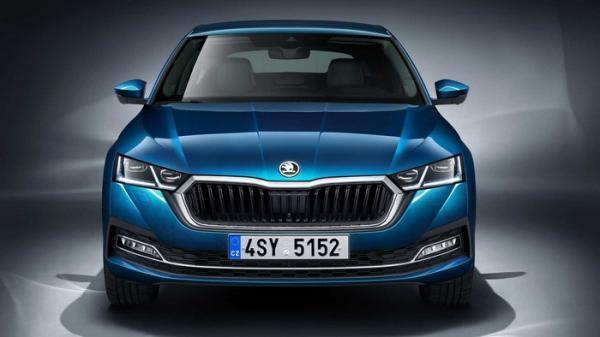اشکودا اکتاویا مدل ۲۰۲۰,اخبار خودرو,خبرهای خودرو,مقایسه خودرو
