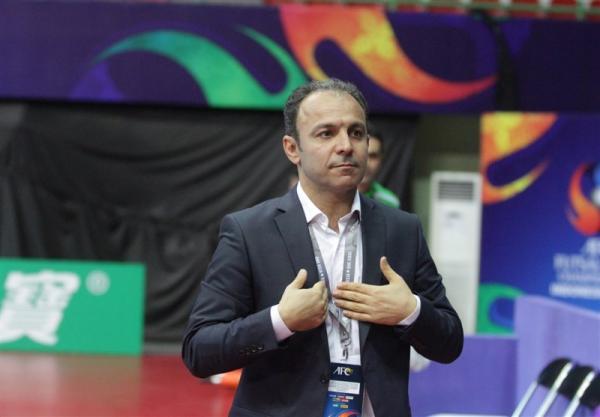 حمید بیغم,اخبار فوتبال,خبرهای فوتبال,فوتسال