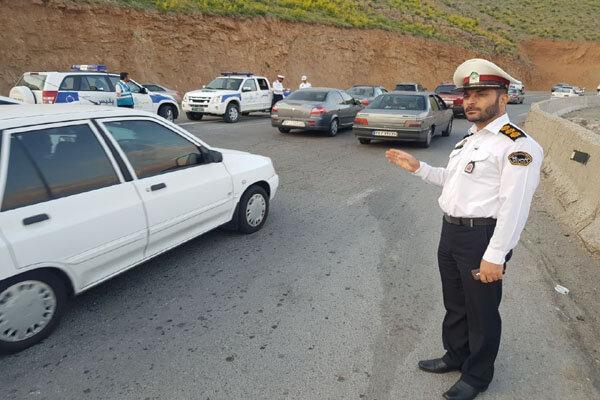 ترافیک در آزادراه کرج تهران,اخبار اجتماعی,خبرهای اجتماعی,وضعیت ترافیک و آب و هوا