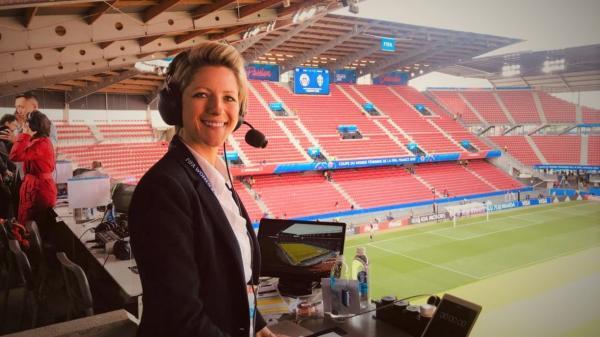 گزارشگران زن,اخبار فوتبال,خبرهای فوتبال,اخبار فوتبالیست ها