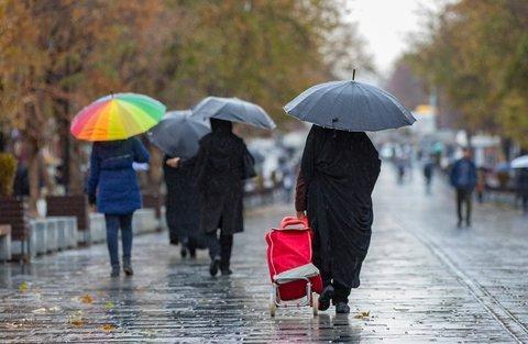 بارشهای پاییزی,اخبار اجتماعی,خبرهای اجتماعی,وضعیت ترافیک و آب و هوا