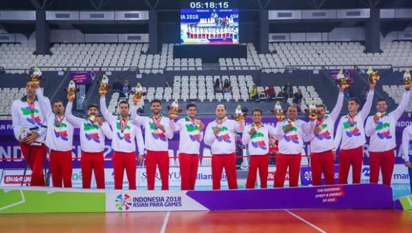 جایگاه نخست رنکینگ جهانی تیم ملی والیبال نشسته برای سیامین سال