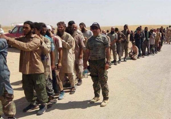فرار تروریست ها از زندانی در شمال سوریه,اخبار سیاسی,خبرهای سیاسی,خاورمیانه