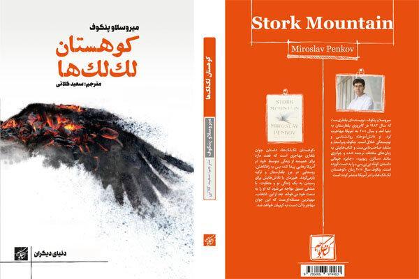 رمان کوهستان لکلکها,اخبار فرهنگی,خبرهای فرهنگی,کتاب و ادبیات