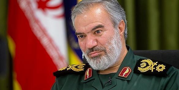 سردار فدوی: دشمنان دریافته اند که گزینه نظامی علیه ایران نتیجه ندارد