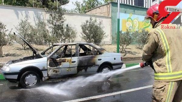 سوختن دختر و پسر تهرانی در آتش,اخبار حوادث,خبرهای حوادث,حوادث امروز