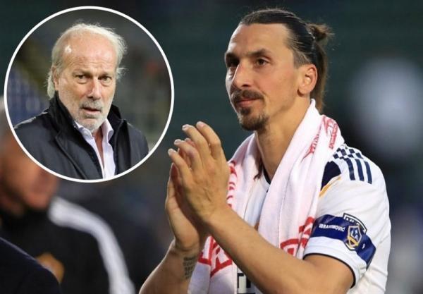زلاتان ابراهیموویچ,اخبار فوتبال,خبرهای فوتبال,نقل و انتقالات فوتبال