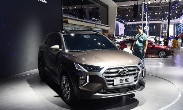 هیوندای توسان چینی,اخبار خودرو,خبرهای خودرو,مقایسه خودرو