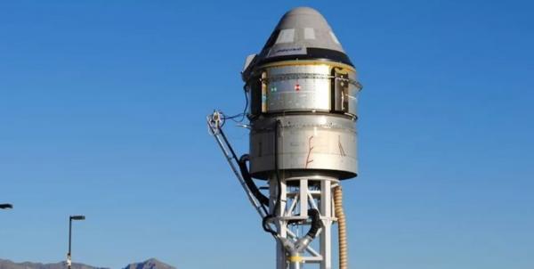فضاپیمای سی اس تی ۱۰۰ ناسا,اخبار علمی,خبرهای علمی,نجوم و فضا