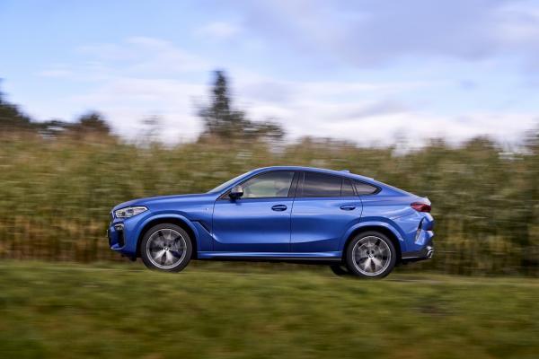 مدل جدید BMW X6,اخبار خودرو,خبرهای خودرو,مقایسه خودرو