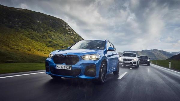 بی ام و X3 هیبریدی,اخبار خودرو,خبرهای خودرو,مقایسه خودرو