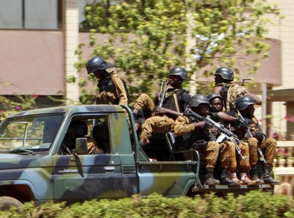 نیروهای ارتش بورکینافاسو,اخبار سیاسی,خبرهای سیاسی,اخبار بین الملل
