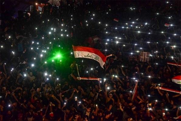 تظاهرات عراقی ها,اخبار سیاسی,خبرهای سیاسی,خاورمیانه
