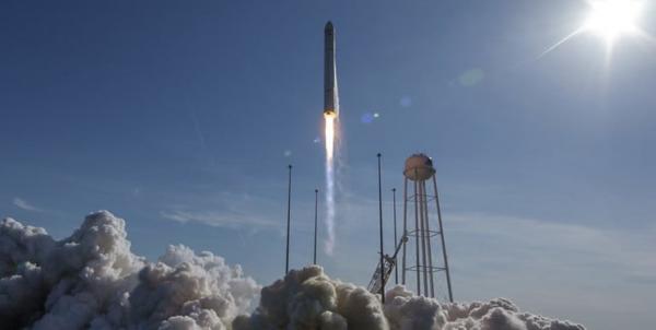 موشک Northrop Grumman Antares,اخبار علمی,خبرهای علمی,نجوم و فضا