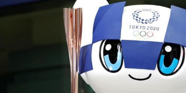 حملکننده مشعل المپیک توکیو