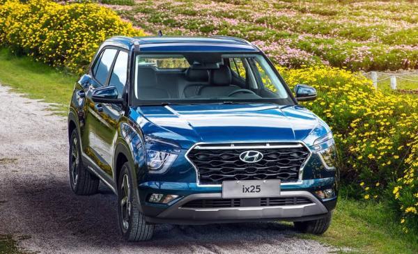هیوندای ix25 مدل 2020,اخبار خودرو,خبرهای خودرو,مقایسه خودرو