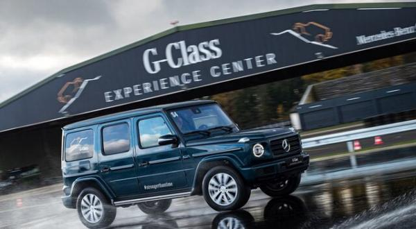 شاسیبلند کلاس G بنز,اخبار خودرو,خبرهای خودرو,مقایسه خودرو
