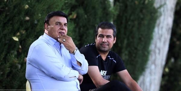 پرویز مظلومی,اخبار فوتبال,خبرهای فوتبال,لیگ برتر و جام حذفی