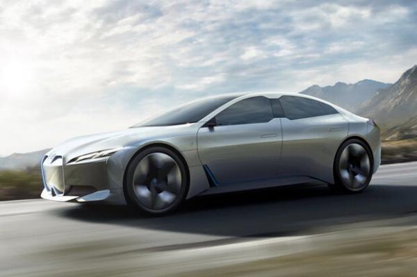 خودروی BMW i۴,اخبار خودرو,خبرهای خودرو,مقایسه خودرو