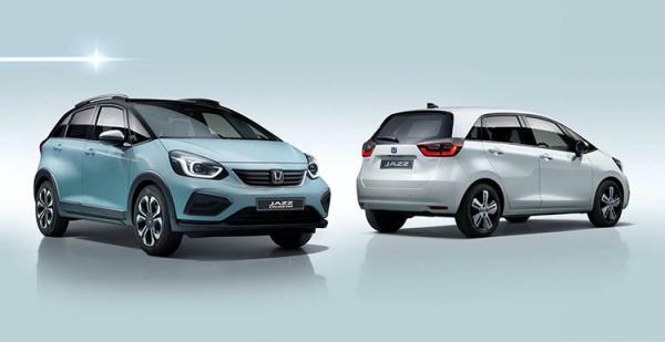 خودروی هوندا فیت 2020,اخبار خودرو,خبرهای خودرو,مقایسه خودرو