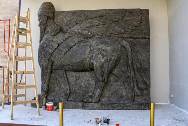 مجسمه لاماسو,اخبار فرهنگی,خبرهای فرهنگی,میراث فرهنگی