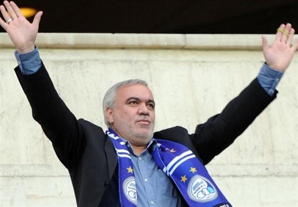 علی فتحاللهزاده,اخبار فوتبال,خبرهای فوتبال,لیگ برتر و جام حذفی