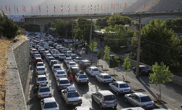 محدودیتهای ترافیکی آبان 98,اخبار اجتماعی,خبرهای اجتماعی,وضعیت ترافیک و آب و هوا