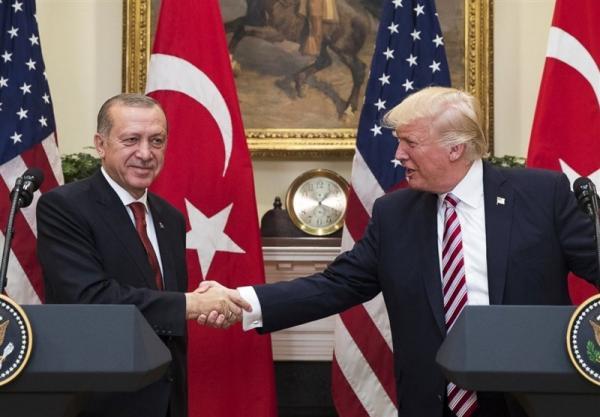 ترامپ و اردوغان,اخبار سیاسی,خبرهای سیاسی,خاورمیانه