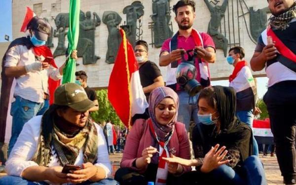 معترضان عراقی,اخبار سیاسی,خبرهای سیاسی,سیاست خارجی