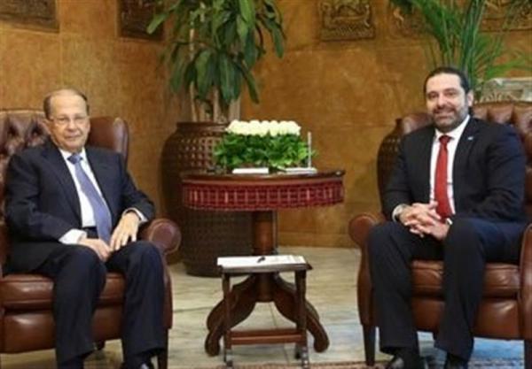 سعد حریری و میشل عون,اخبار سیاسی,خبرهای سیاسی,خاورمیانه