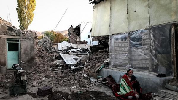 زلزله در آذربایجان شرقی,اخبار حوادث,خبرهای حوادث,حوادث طبیعی