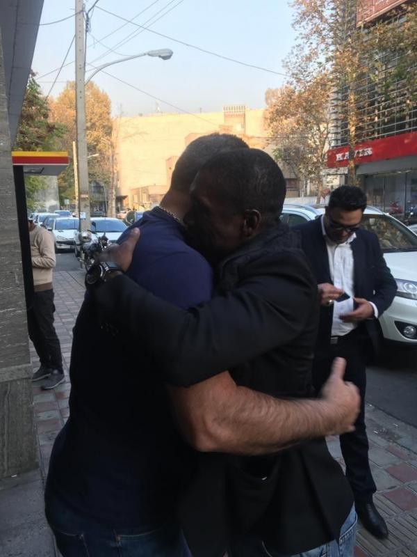 خروج سیدورف از ایران,اخبار فوتبال,خبرهای فوتبال,اخبار فوتبالیست ها