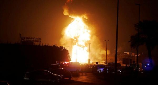انفجار درخط لوله نفت مصر,اخبار حوادث,خبرهای حوادث,حوادث امروز