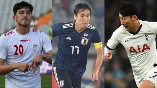 ,نامزد های بهترین های آسیا در سال ۲۰۱۹,اخبار فوتبال,خبرهای فوتبال,فوتبال ملی
