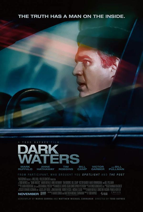 فیلم آبهای تیره,اخبار فیلم و سینما,خبرهای فیلم و سینما,اخبار سینمای جهان