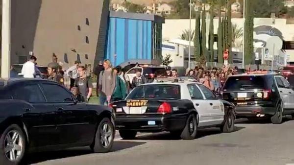 تیراندازی مرگبار در دبیرستانی در کالیفرنیا,اخبار حوادث,خبرهای حوادث,جرم و جنایت
