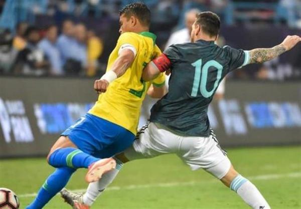 تیاگو سیلوا و مسی,اخبار فوتبال,خبرهای فوتبال,اخبار فوتبال جهان