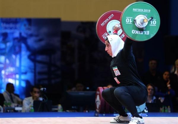 تورنمنت وزنهبرداری نعیم سلیمان اوغلو,اخبار ورزشی,خبرهای ورزشی,ورزش بانوان