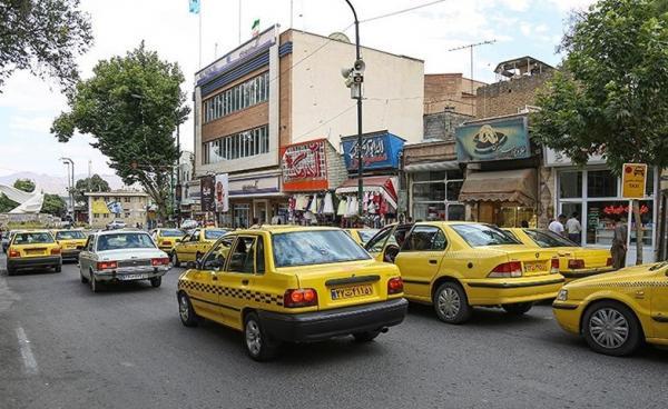 سهمیه بنزین تاکسیهای درون شهری و برون شهری,اخبار اقتصادی,خبرهای اقتصادی,نفت و انرژی