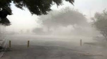 طوفان در آبادان و خرمشهر,اخبار اجتماعی,خبرهای اجتماعی,وضعیت ترافیک و آب و هوا
