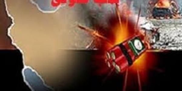 انفجار بمب صوتی در اهواز,اخبار حوادث,خبرهای حوادث,جرم و جنایت