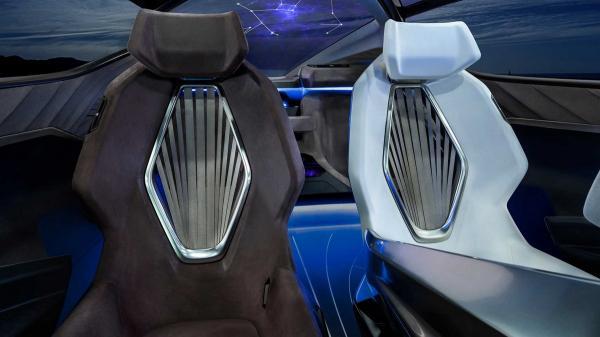 لکسوس LF-30,اخبار خودرو,خبرهای خودرو,مقایسه خودرو